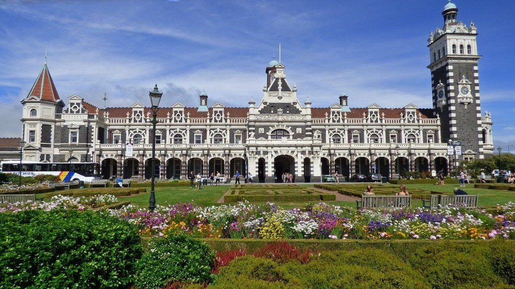 Shouldn't Miss Spots in Dunedin - Wellington World Travels