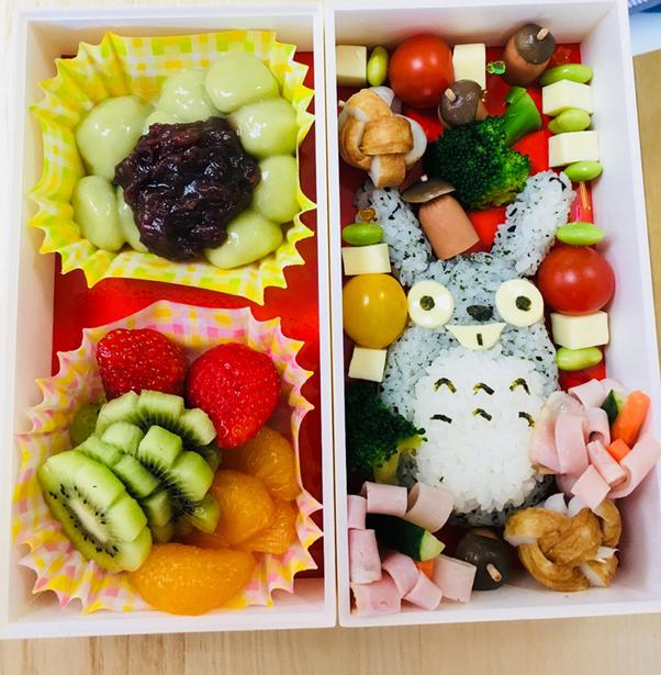 Bento Cooking Class in Tokyo