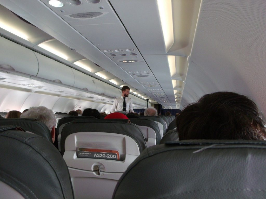 Don't Blame The Flight Attendants for Everything