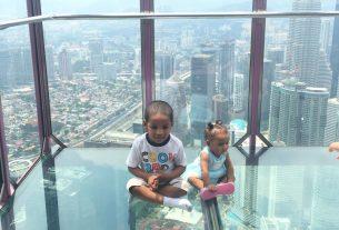 Kuala Lumpur with Kids: KL Tower, Mini Zoo, Aquarium - Wellington World Travels
