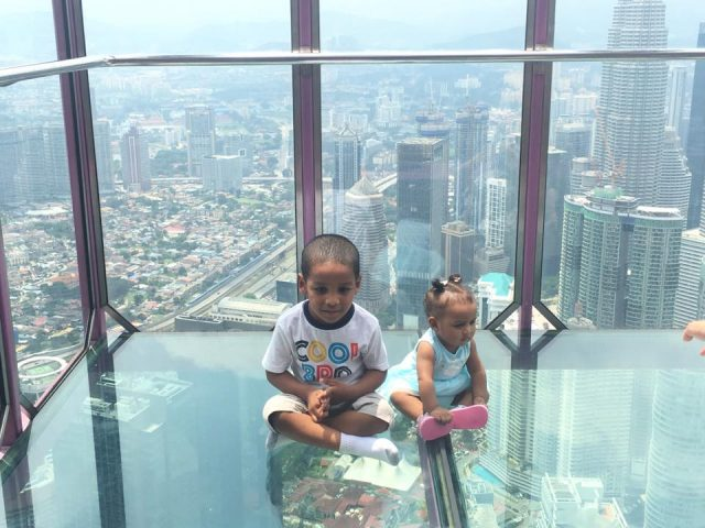 Kuala Lumpur with Kids: KL Tower, Mini Zoo, Aquarium - Wellington World Travels