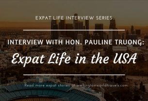 Interview with Hon Pauline Truong: Expat Life in the USA - Wellington World Travels | Australian expat living in the USA | expat life living abroad #USAExpat #expat #expatlife