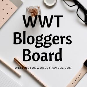 Wellington World Travels - WWT Pinterest Bloggers Board