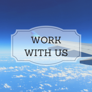 Wellington World Travels - Work With US / Contact Us