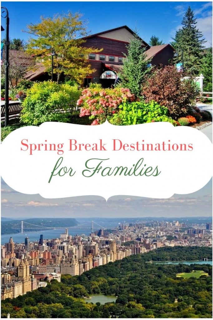 Family-Friendly Spring Break Destinations in the USA