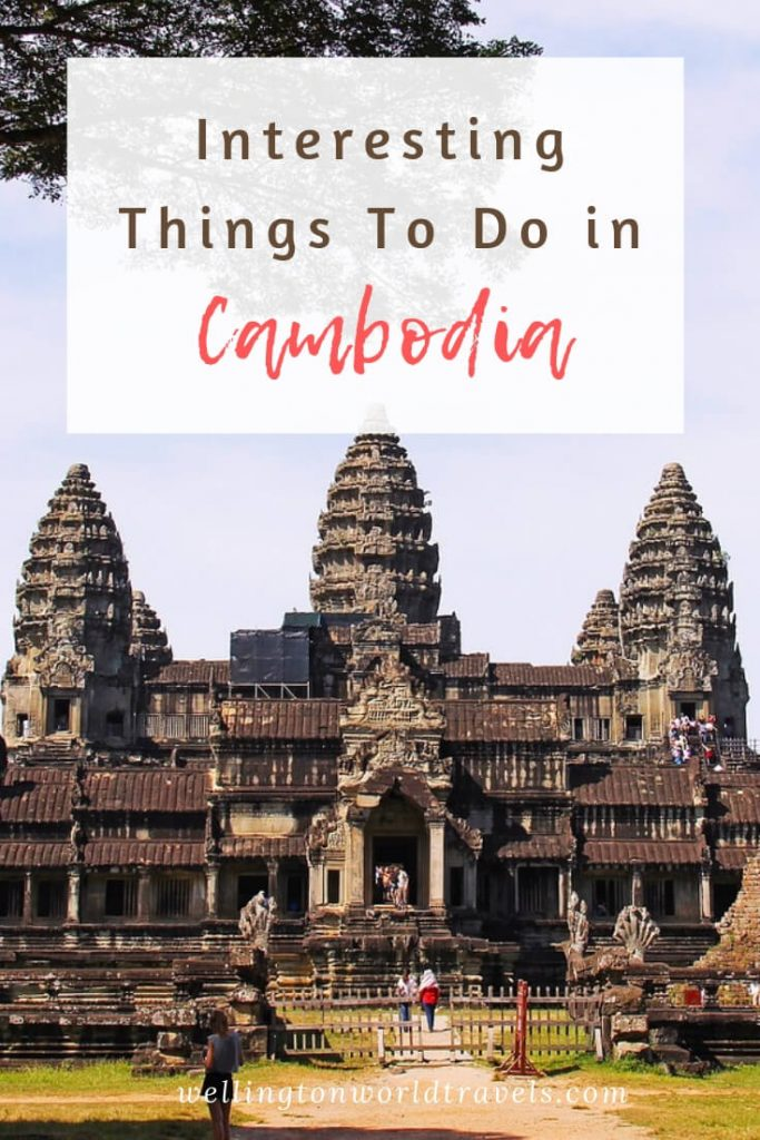 7 Interesting Things To Do in Cambodia