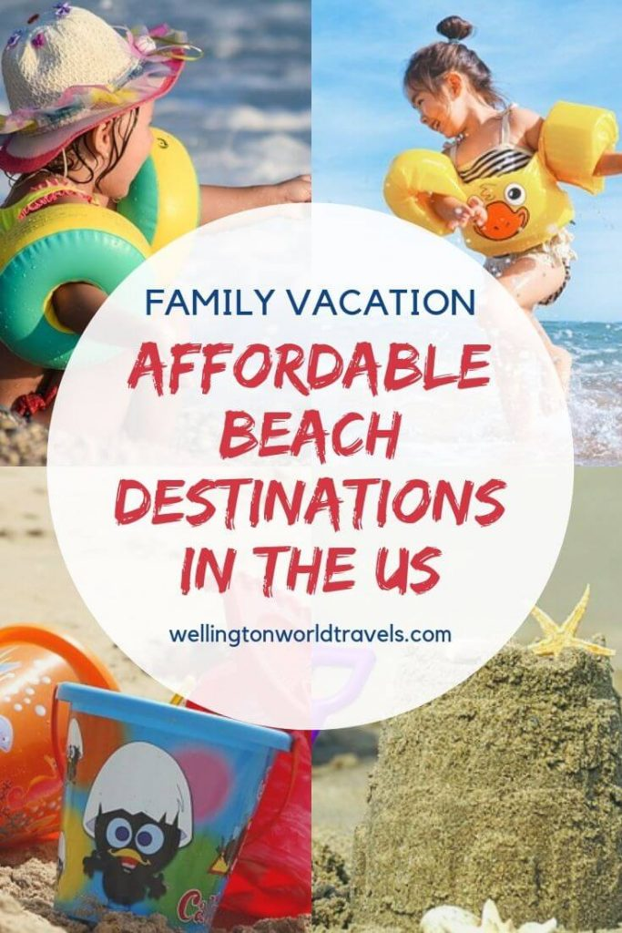 Affordable Beach Destinations in the USA for Families