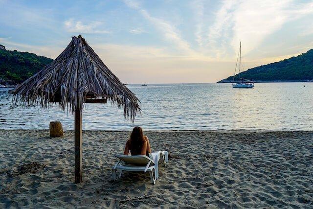 Saplunara Mijet Island, Croatia