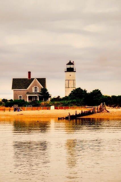 Sandy Neck Beach, Massachusetts